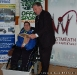 mr-emmett-daly-being-presented-with-his-momento-by-cllr-frank-mcdermott-boad-member-of-westmeath-sports-partnership