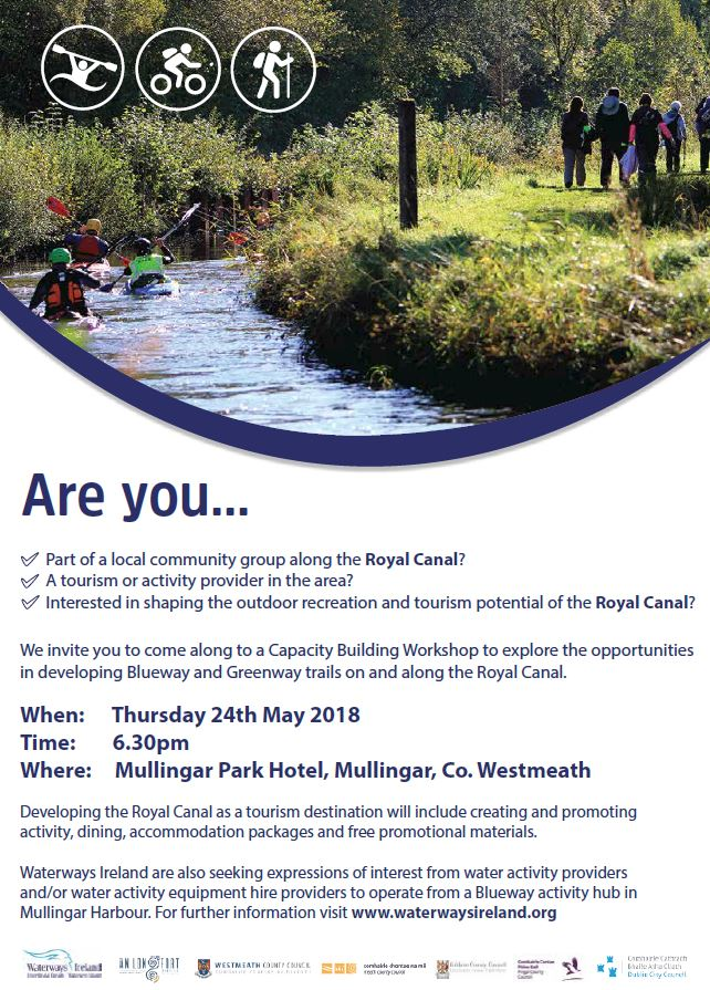 Royal Canal - Capacity Building Workshop