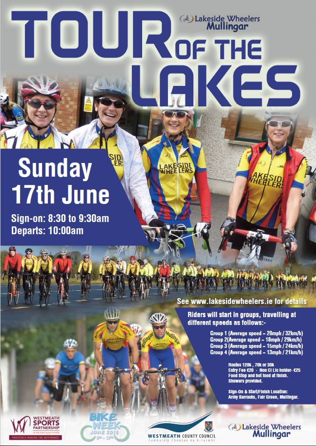Tour of the Lakes 2018