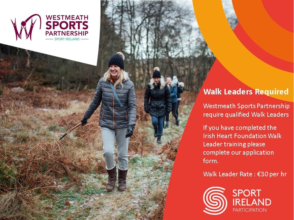 Walk Leader Promo