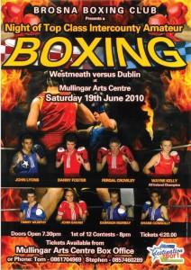 InterCounty Boxing Event 1