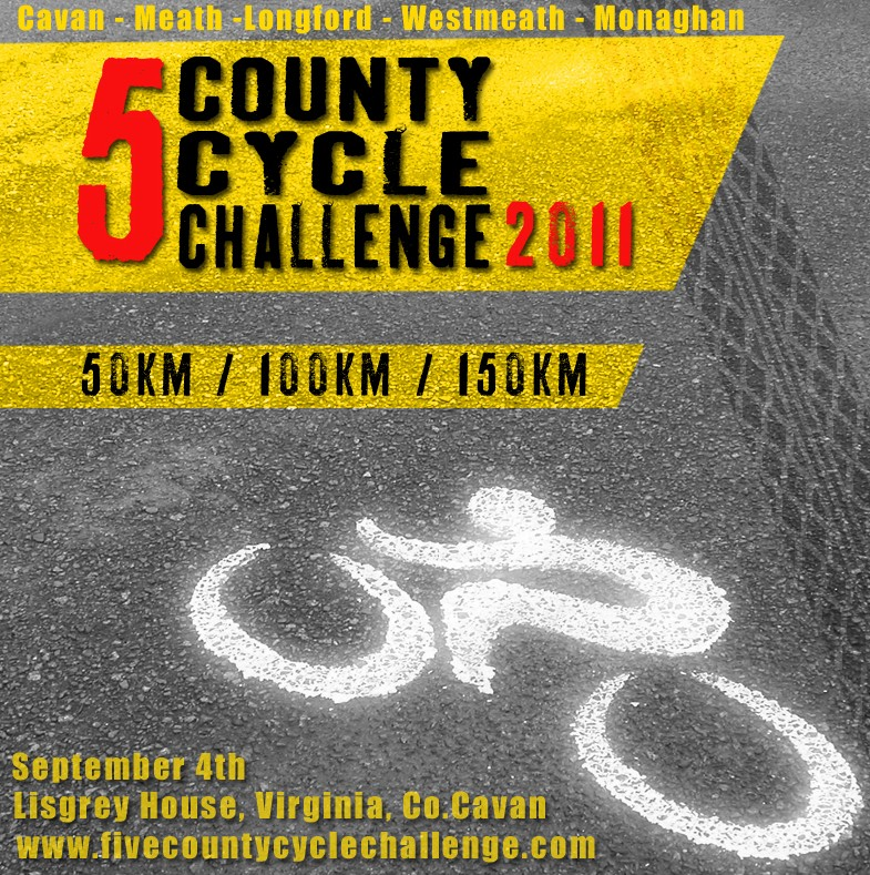 5 County Cycle Challenge