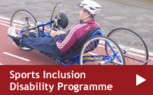 Sports Inclusion Disability Programme
